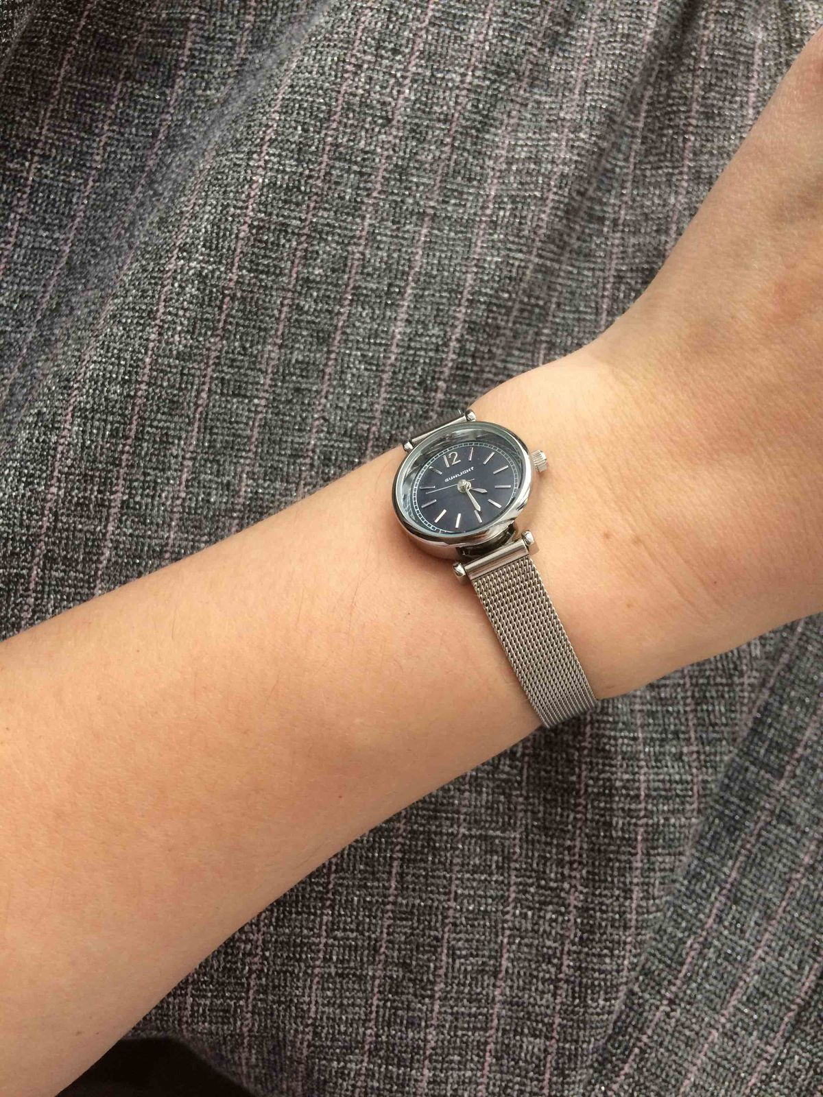 Купила часы!