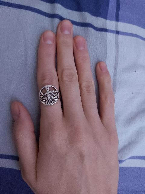 Символическое кольцо!