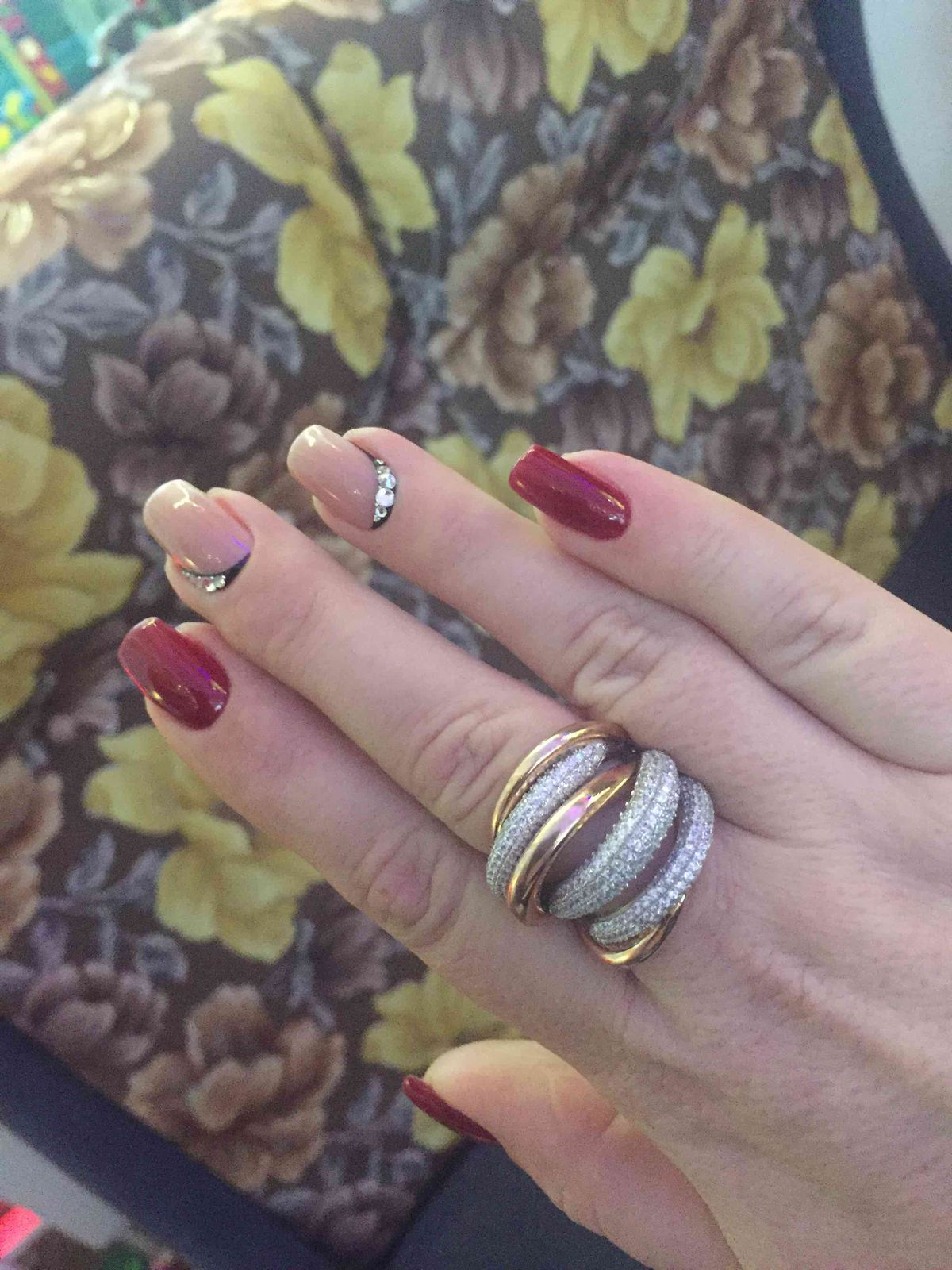 Я очень хотела это кольцо!!!