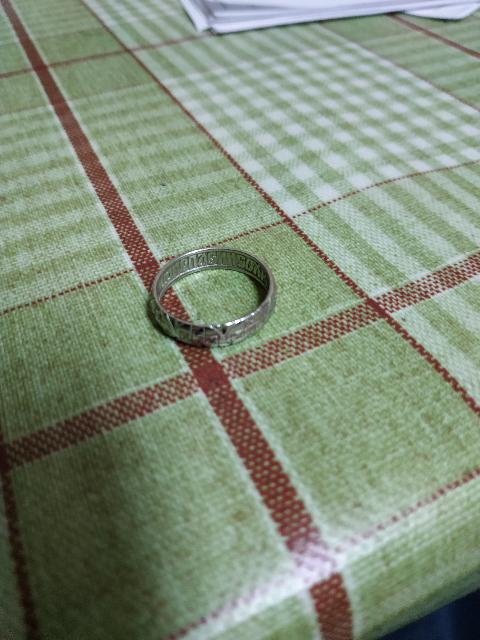 Вполне себе хорошее кольцо