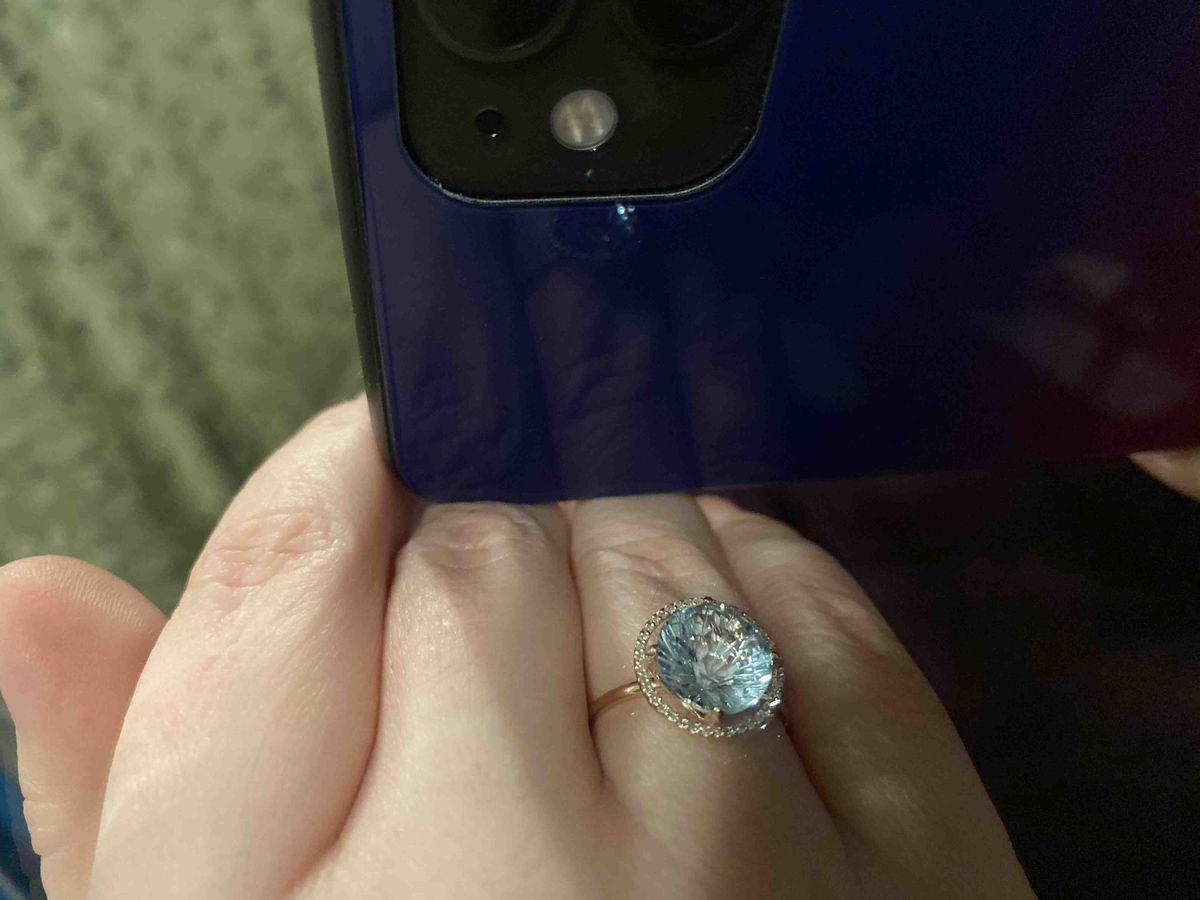 Кольцо для королевы!