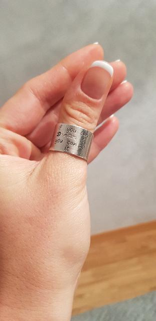 Кольцо на большой палец