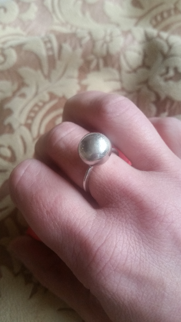 Оригинальное кольцо!
