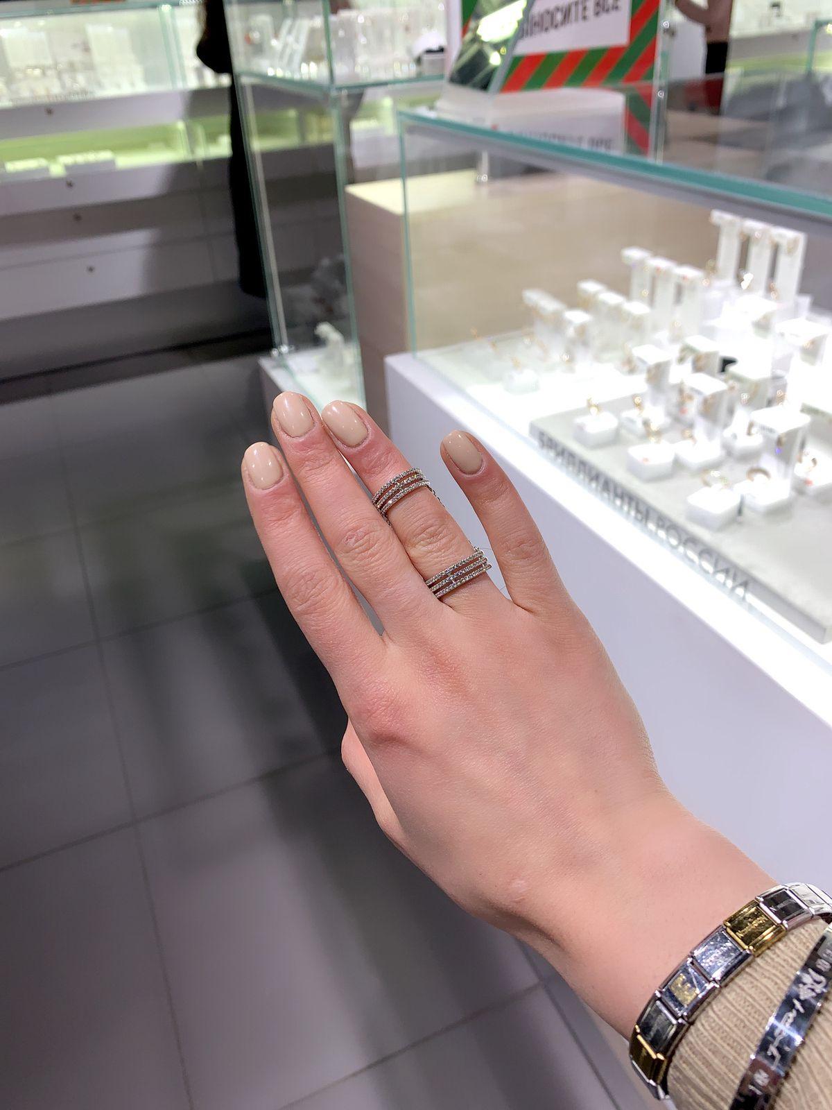Влюблена в этот кольцо 🥰