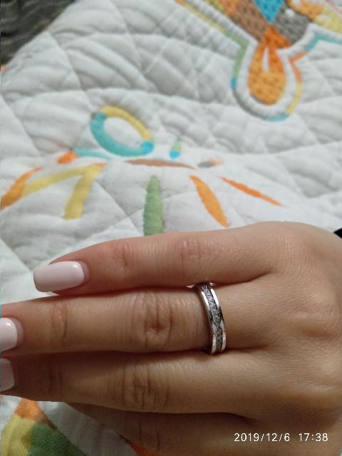 Очень понравилось это кольцо!