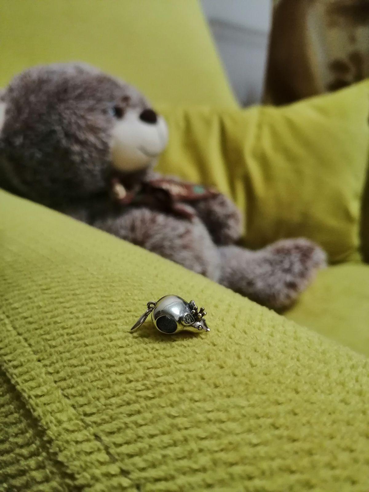Очень милая мышка))