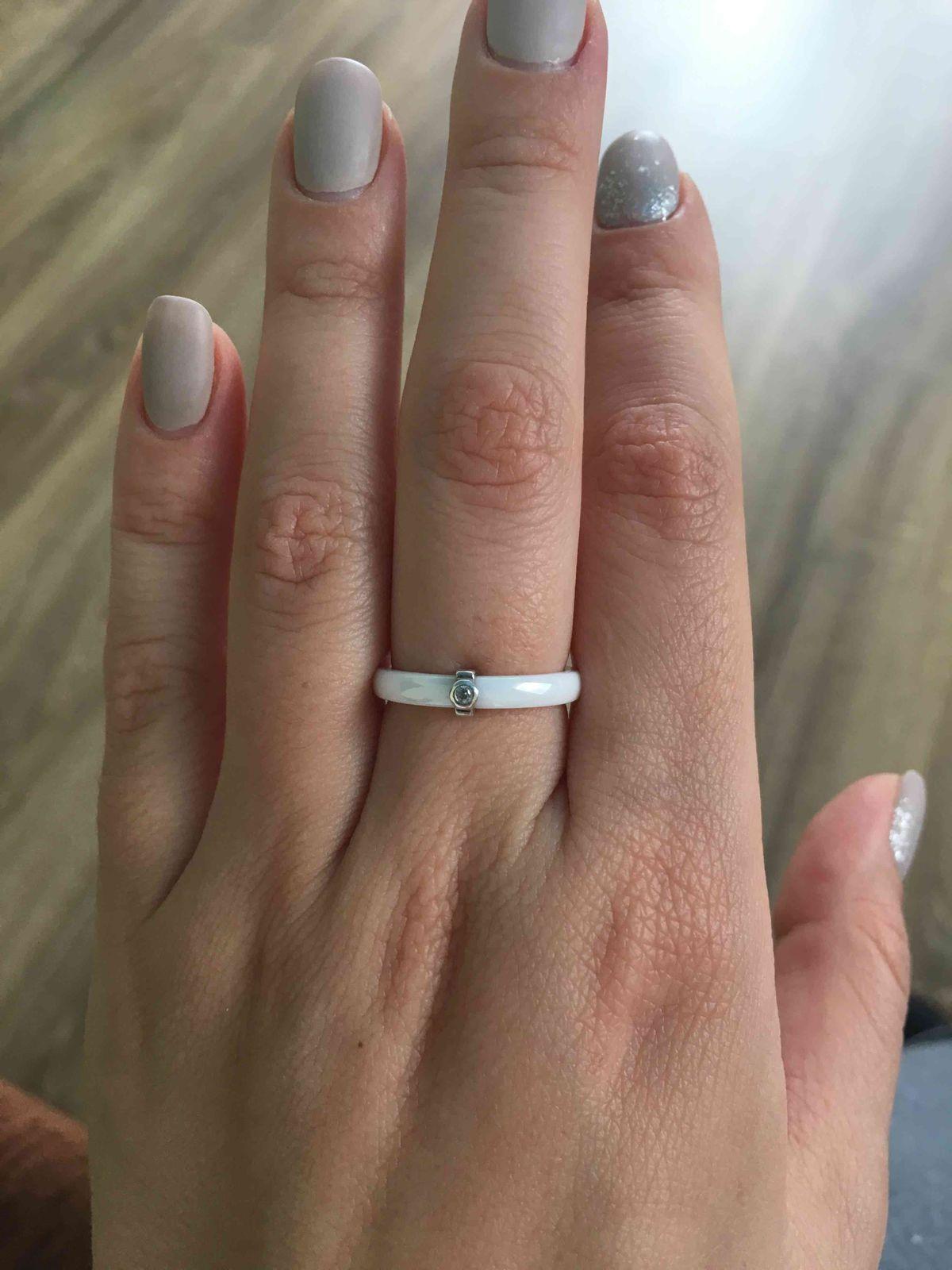 Идевльное кольцо