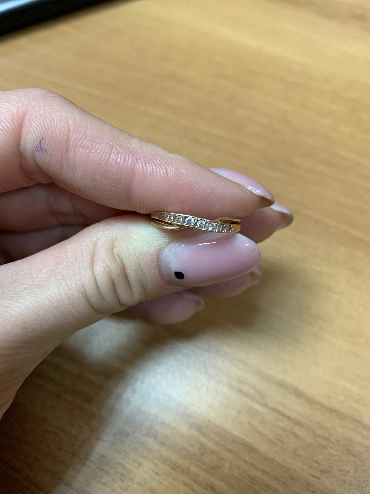 Кольцо идеальный подарок