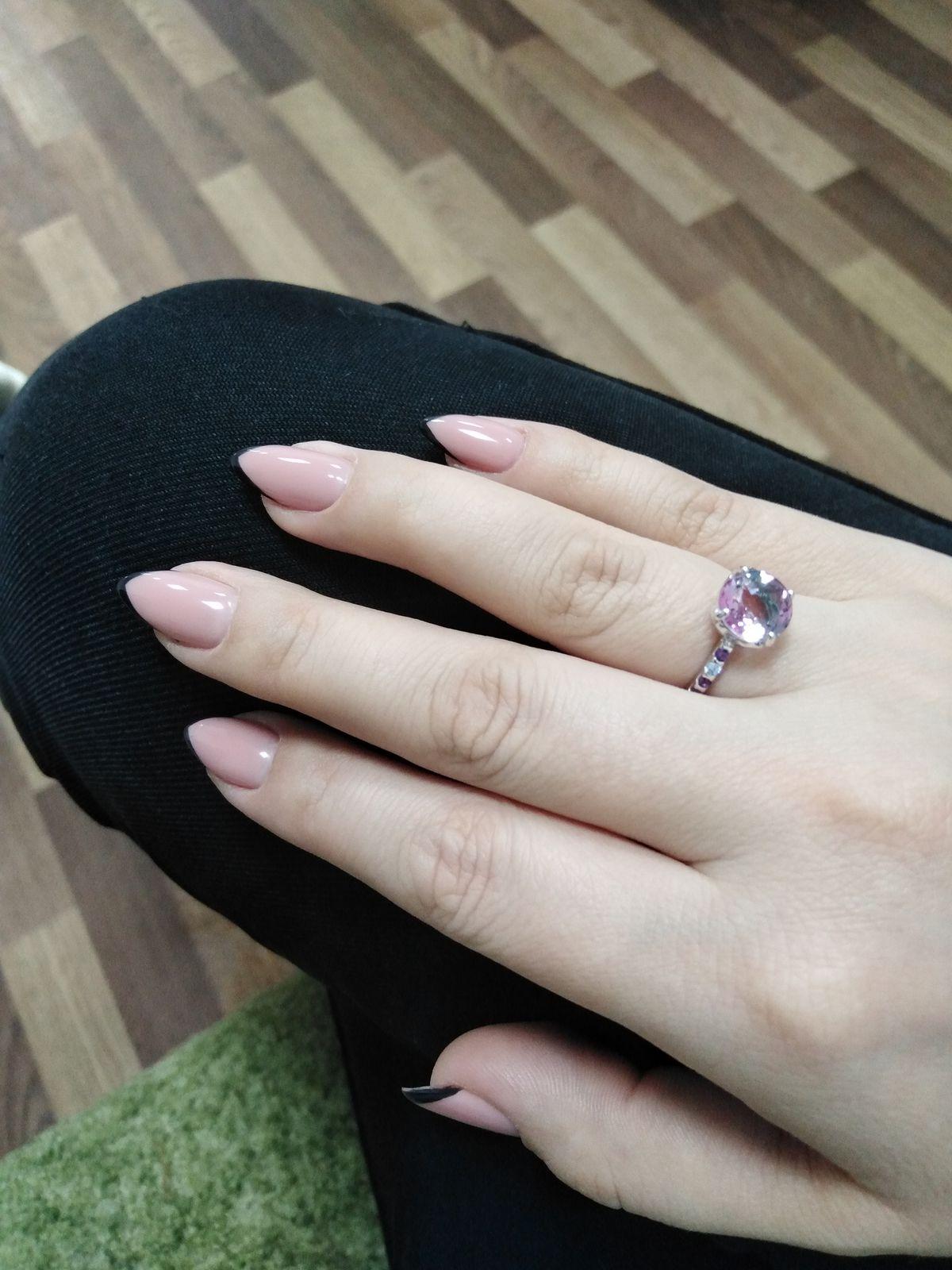 Интересное, милое кольцо