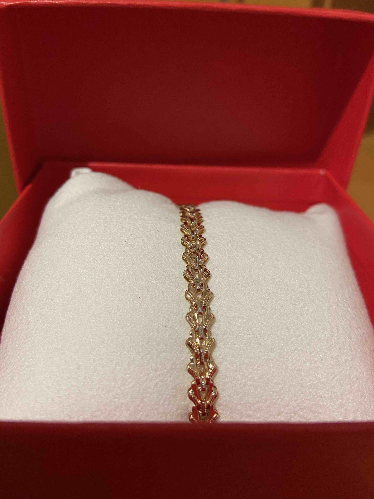 Очень красивый и интересный браслет!