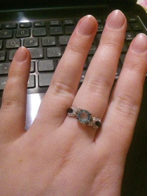 Отличное кольцо за свою цену!