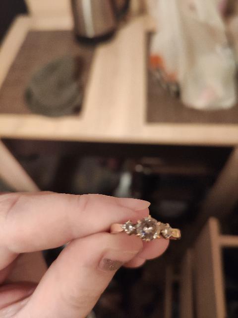 Кольцо прекрасное
