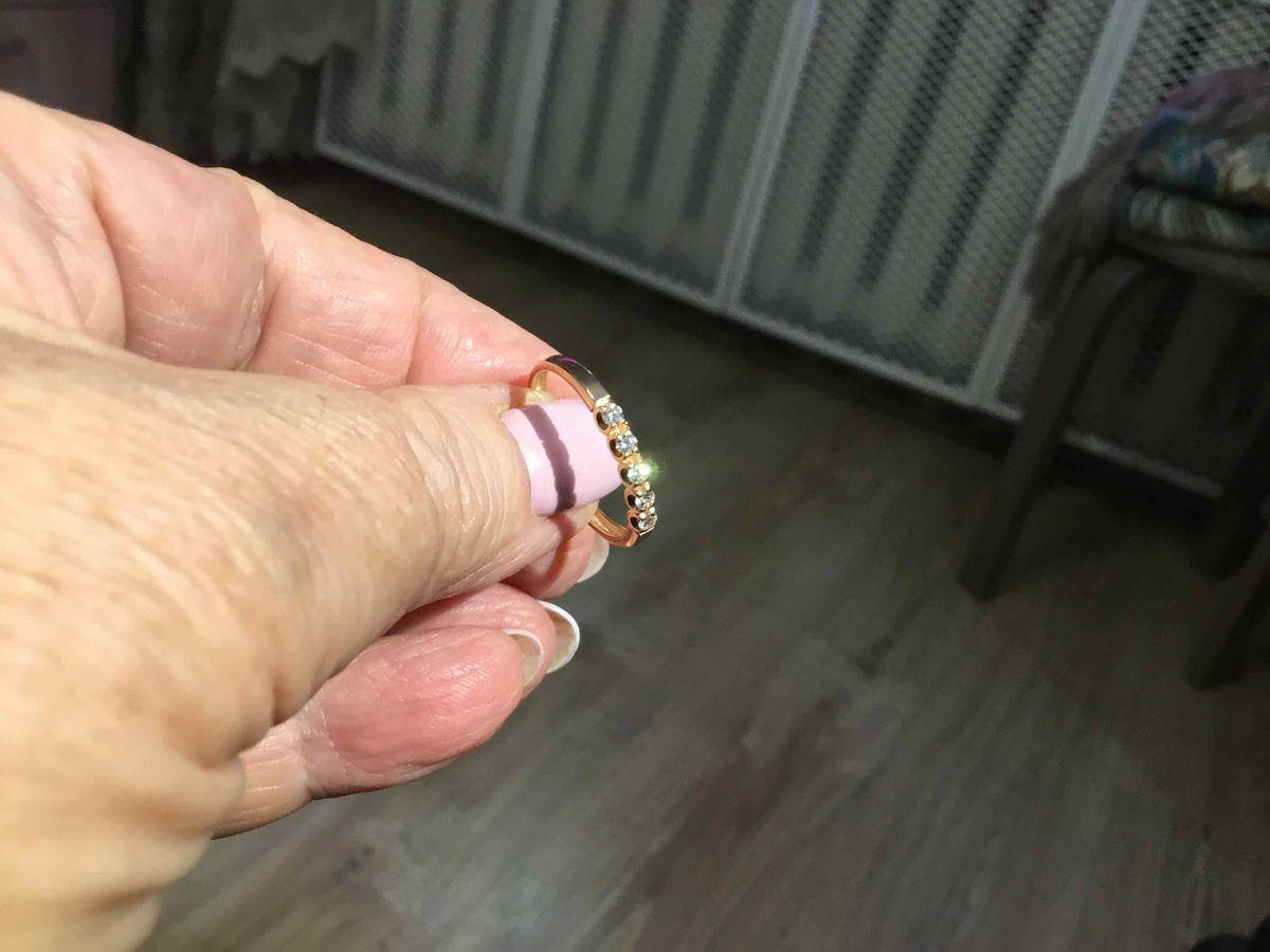Кольцо «Бриллианты Якутии»