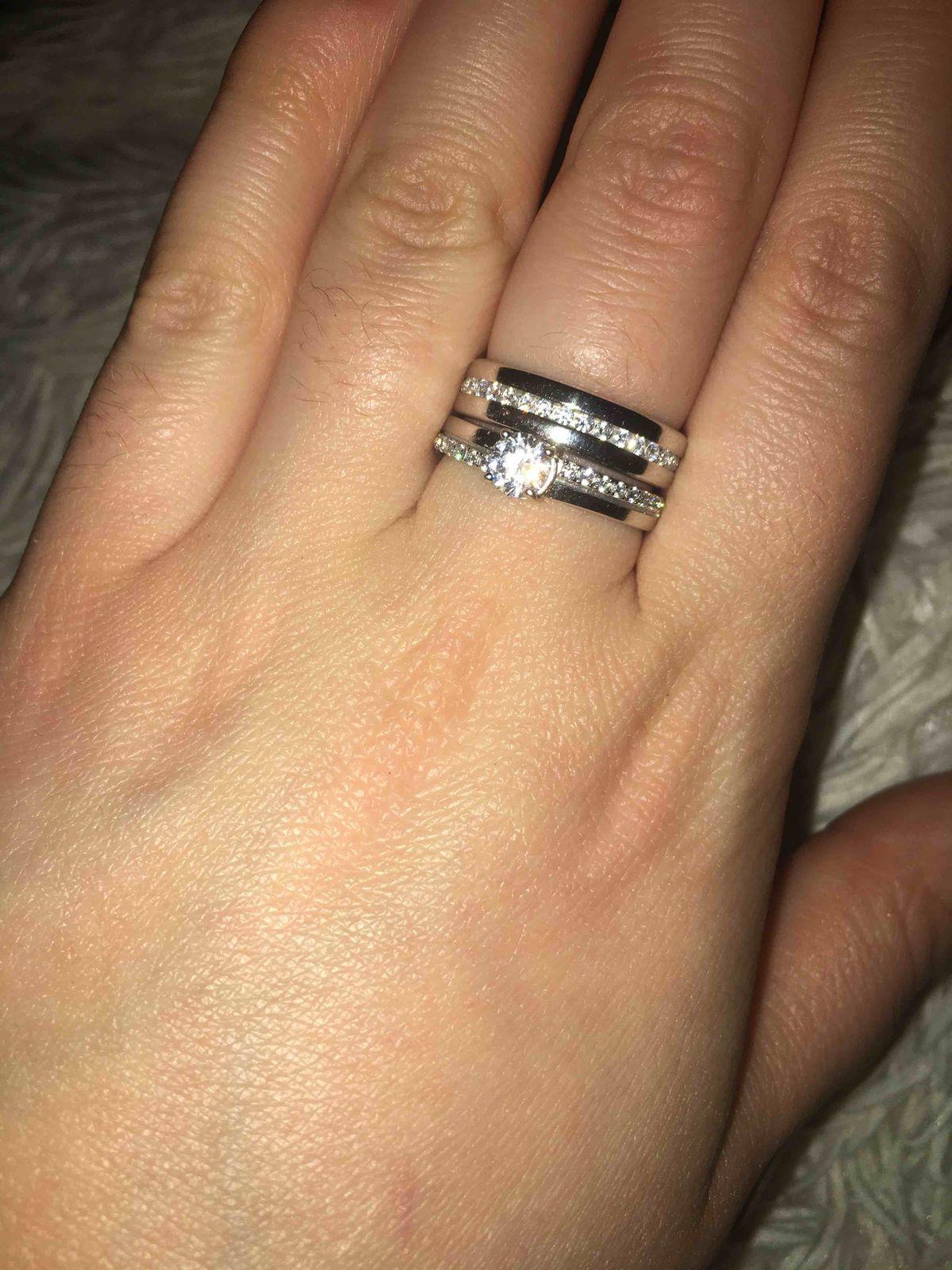 Потресающей коасоты кольцо 💍