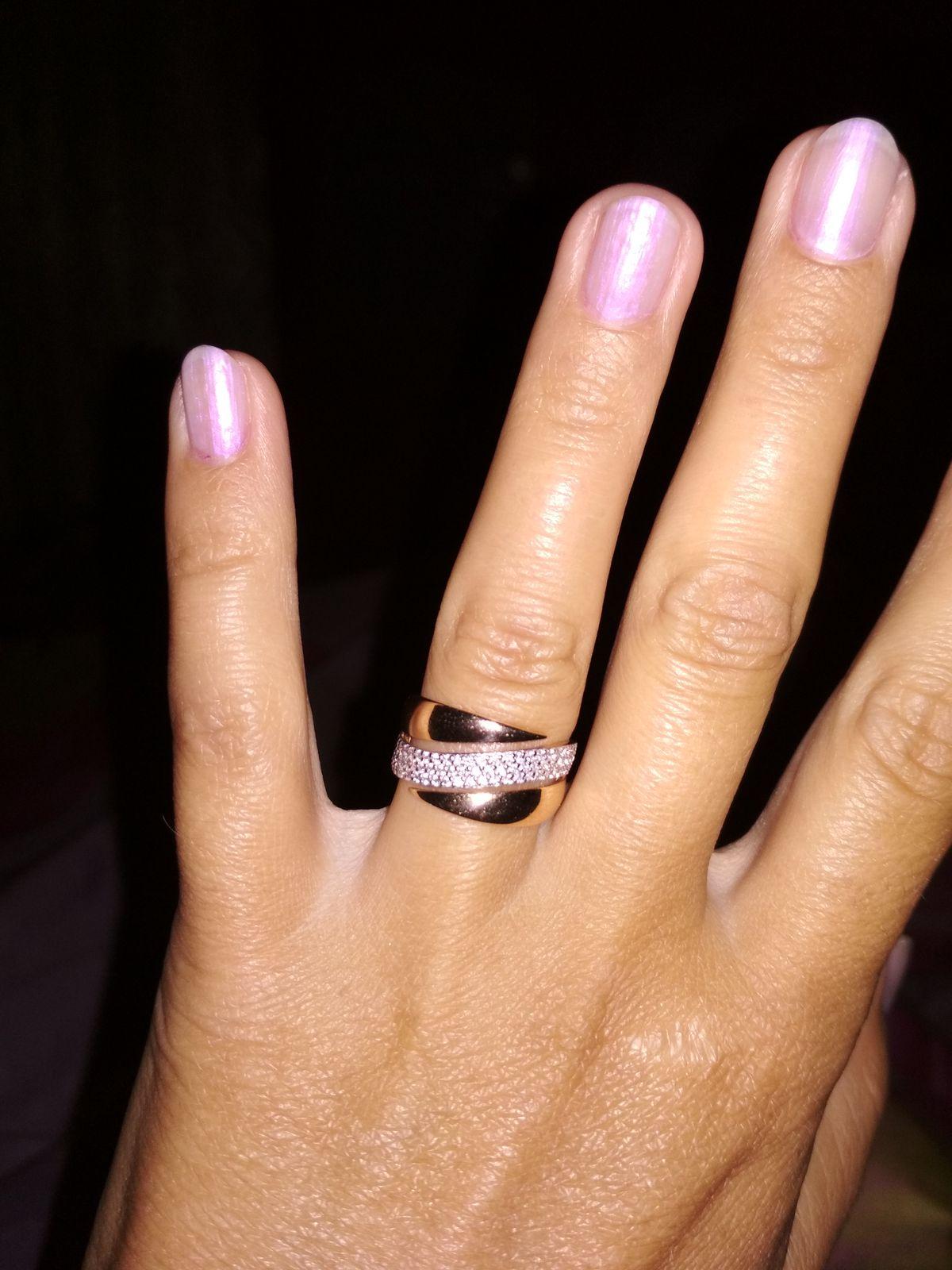 Потрясающее кольцо на каждый день