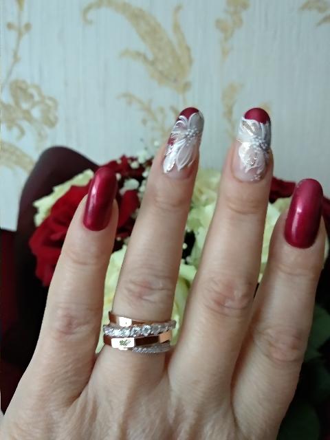 Прекрасное кольцо!!!