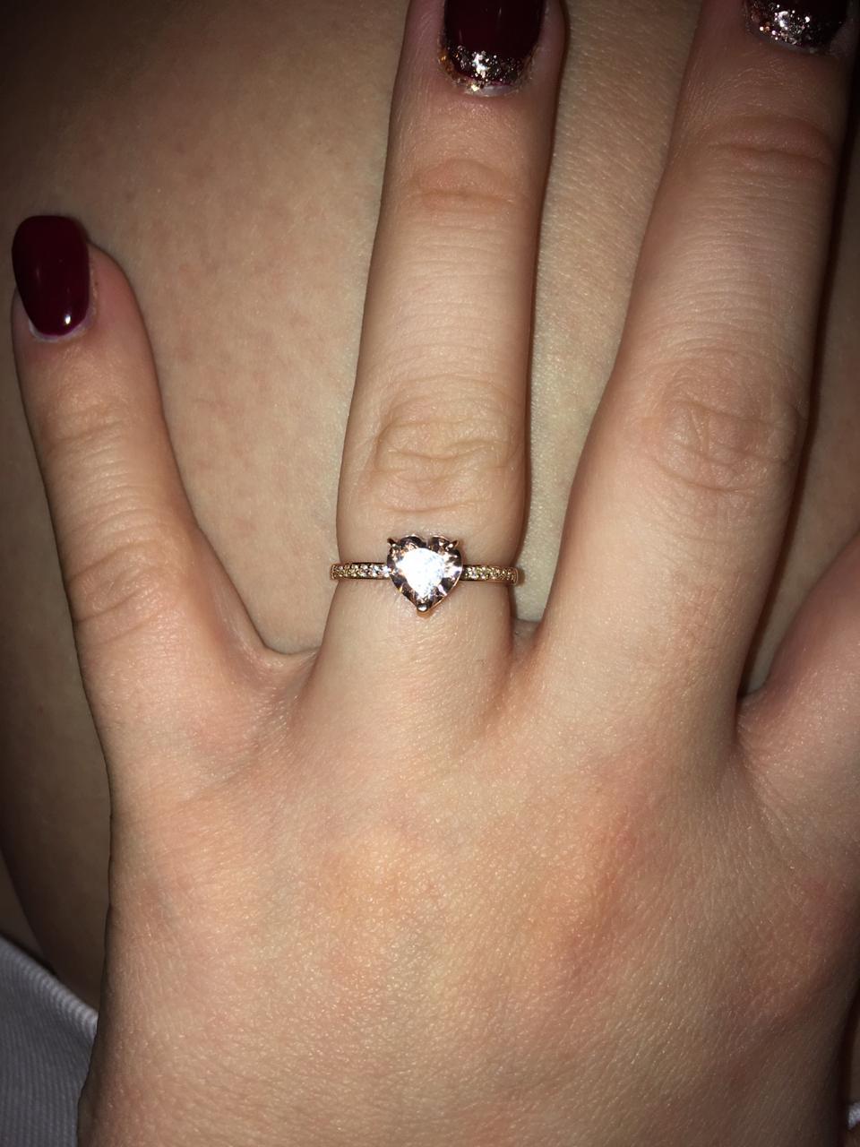 💋 кольцо себе в подарок