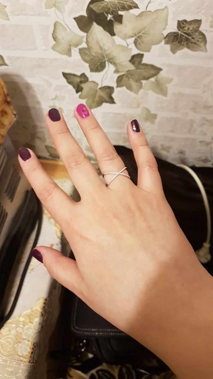 Кольцо к помолвке.
