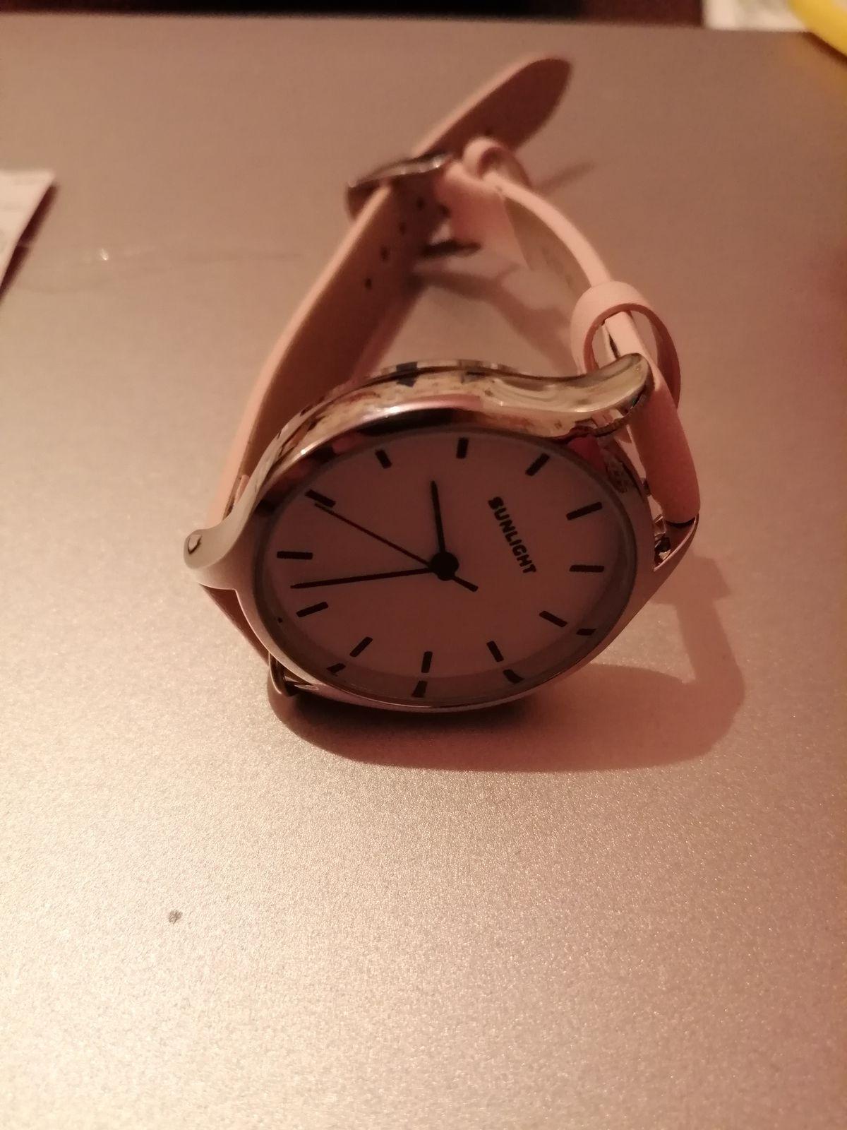 Купила часы сегодня