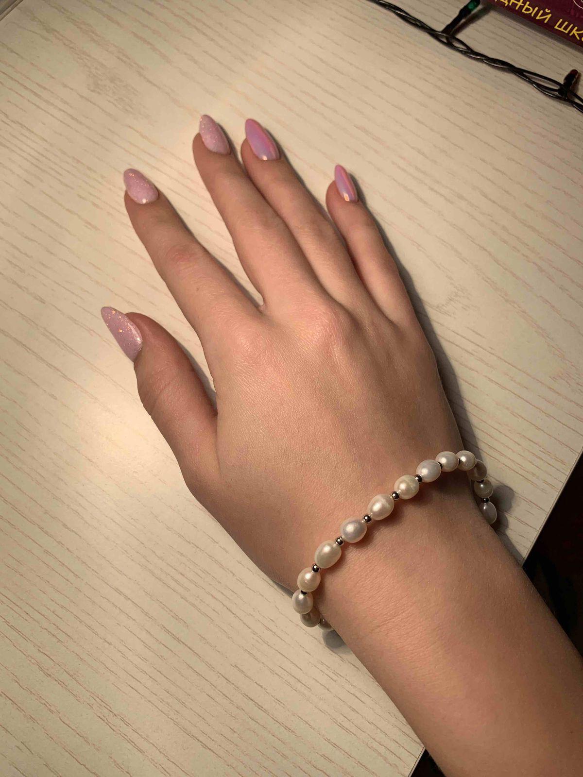 Жемчужный браслет