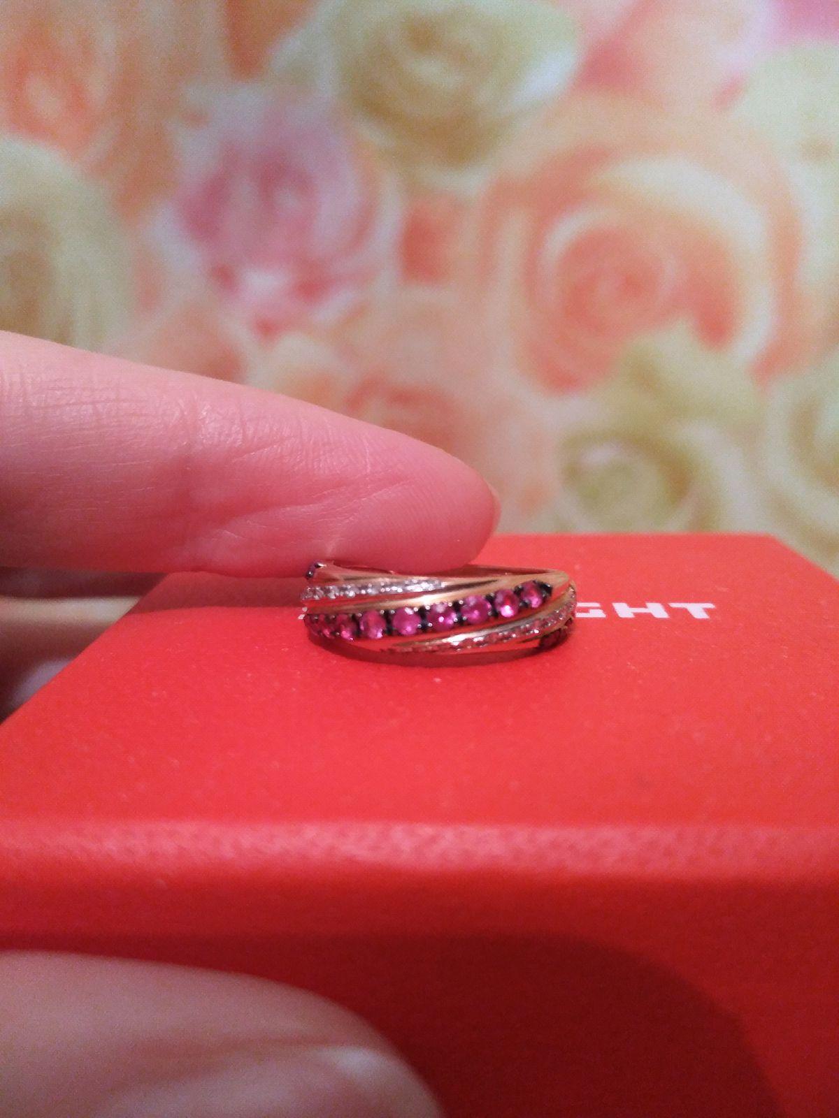 Шикарное кольцо, очень довольна