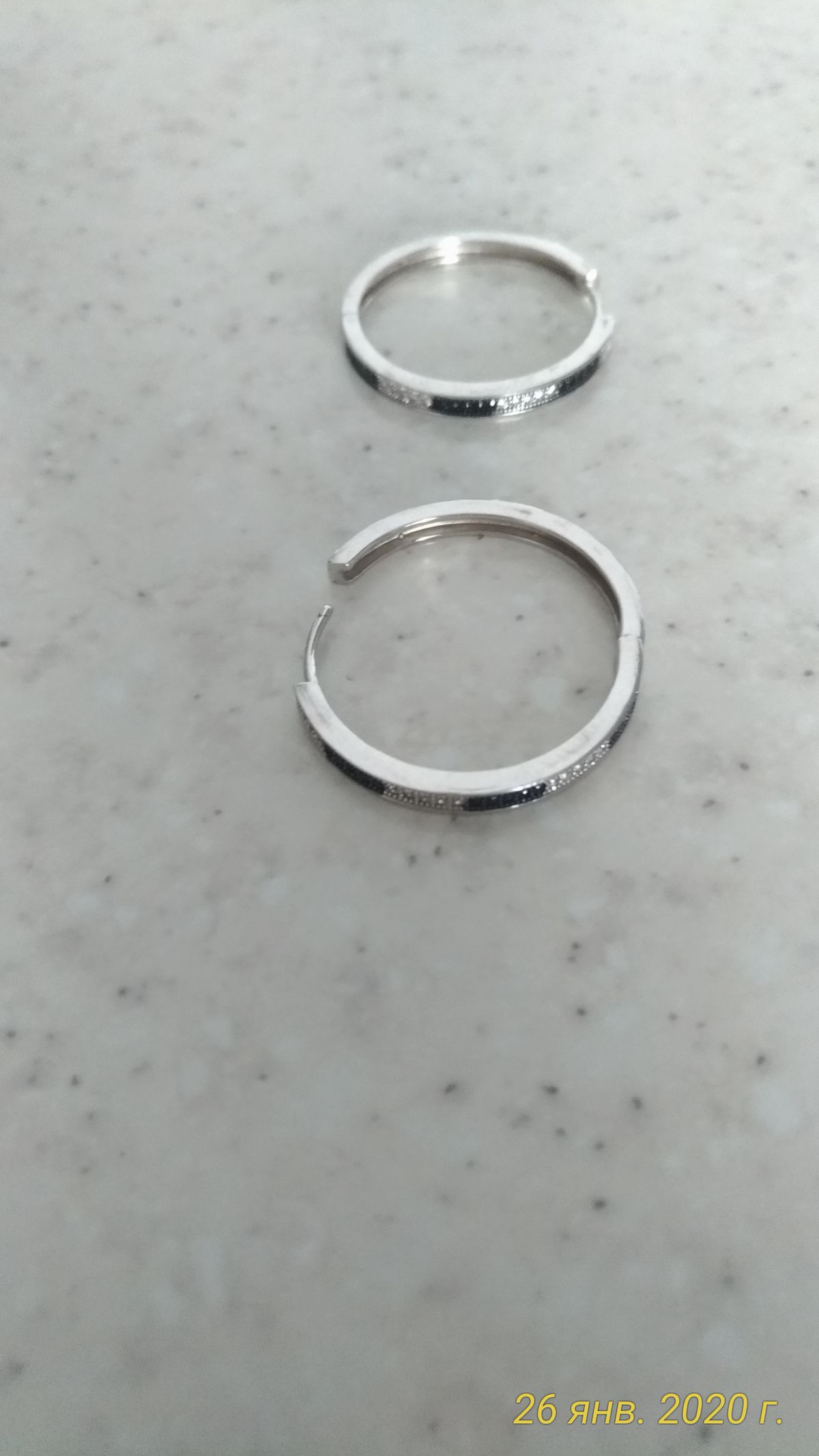Классные кольца.