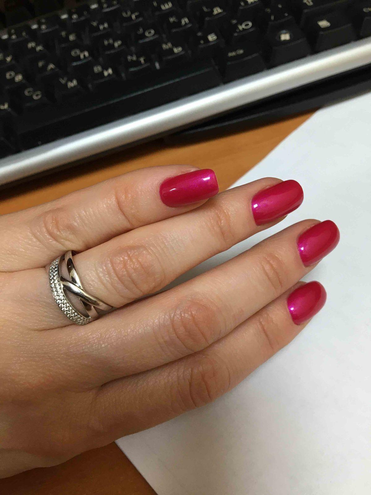 Удобное и очень красивое кольцо