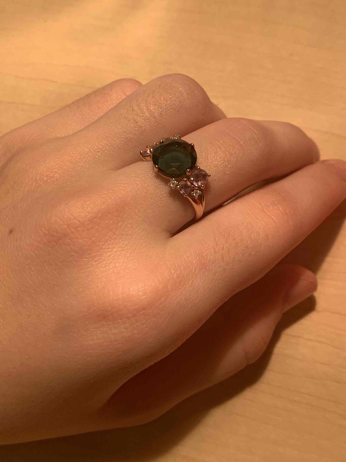 Моё любимоё кольцо