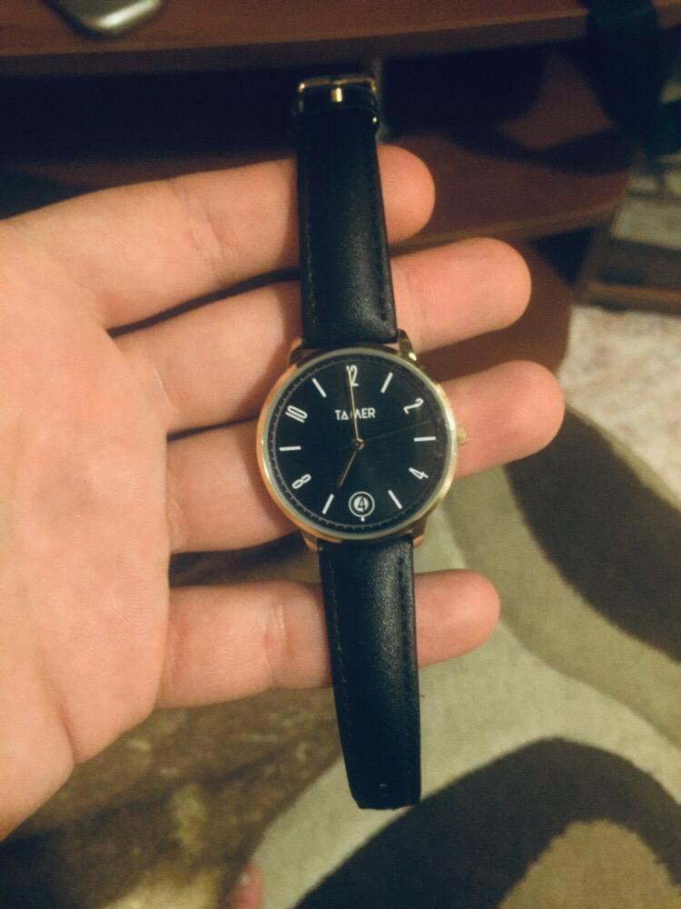 Часы интересные
