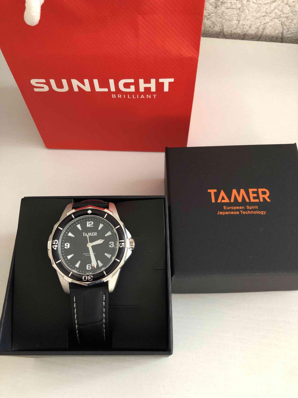 Мужские часы в подарок!