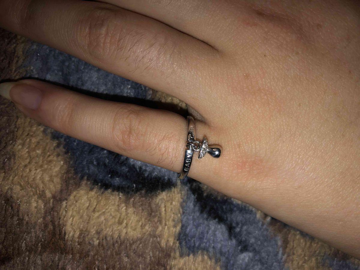 Стильное и необычное кольцо