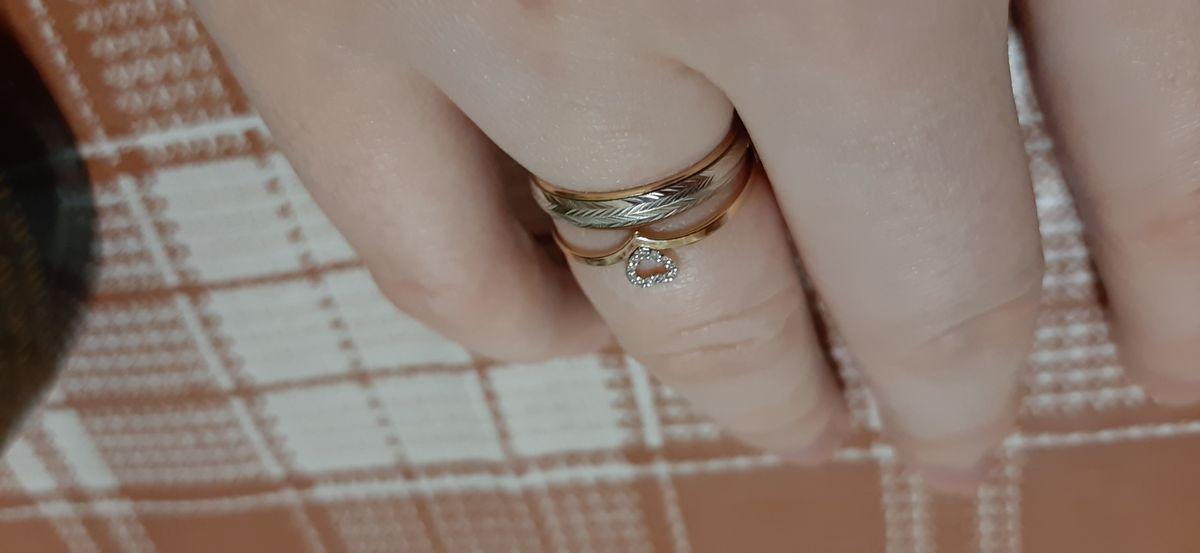 Сердечко в бриллиантах