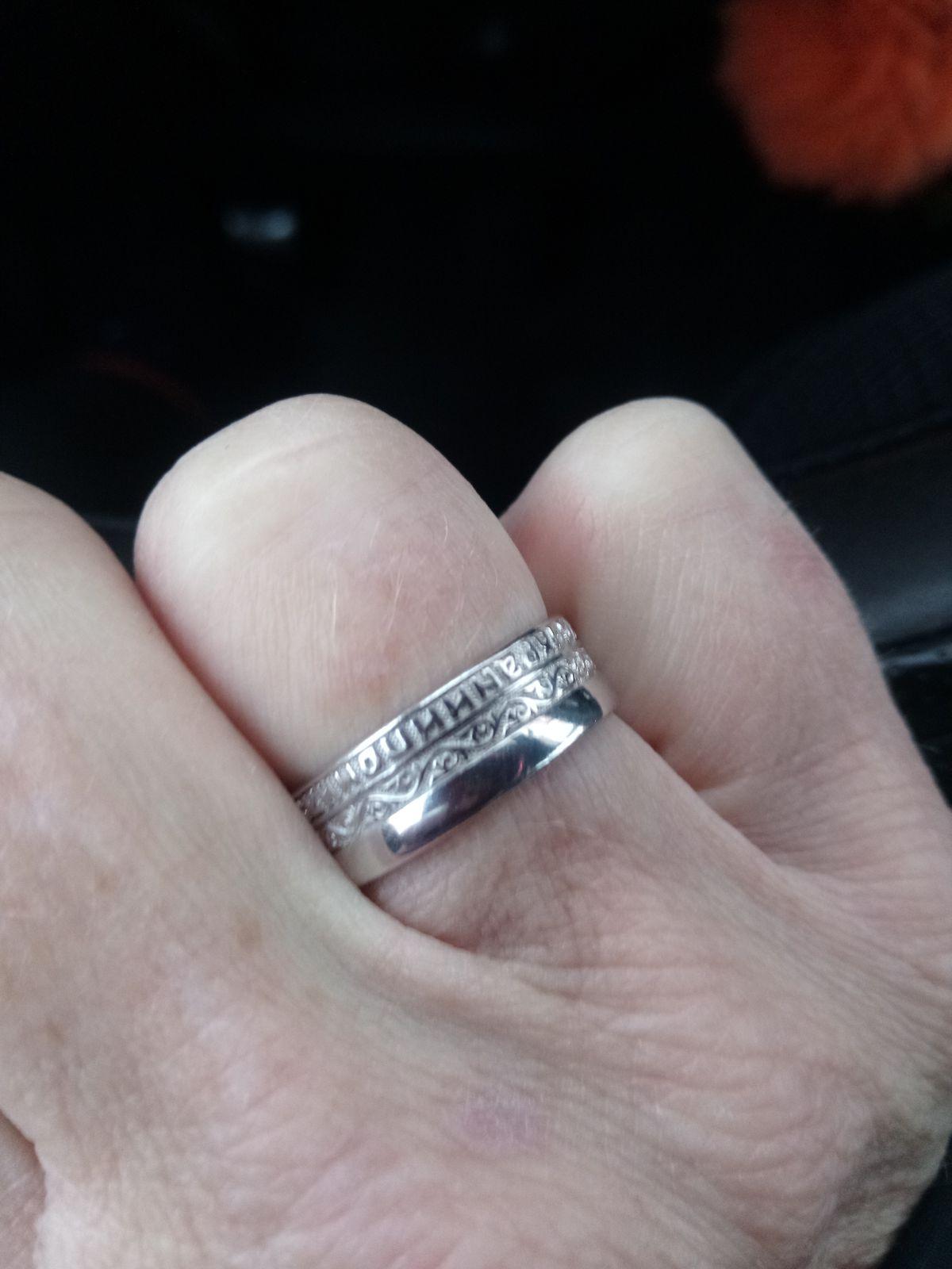 Притягательное кольцо от Аквамарина