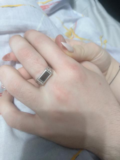 Шикарный перстень для молодого человека