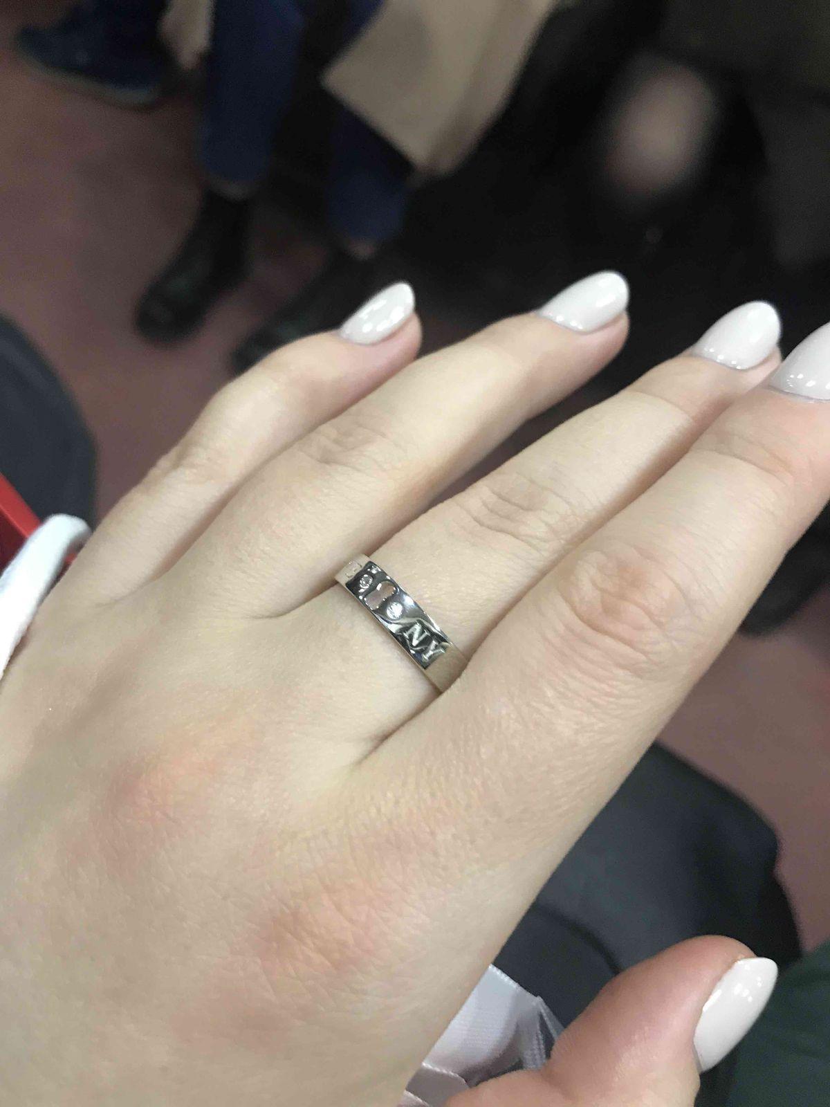 Идеальное кольцо! Моя мечта!