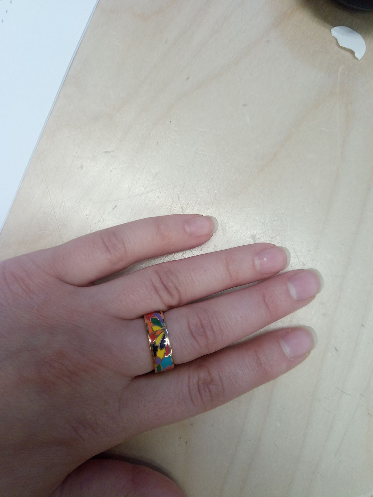 Отличное и очень красивое кольцо
