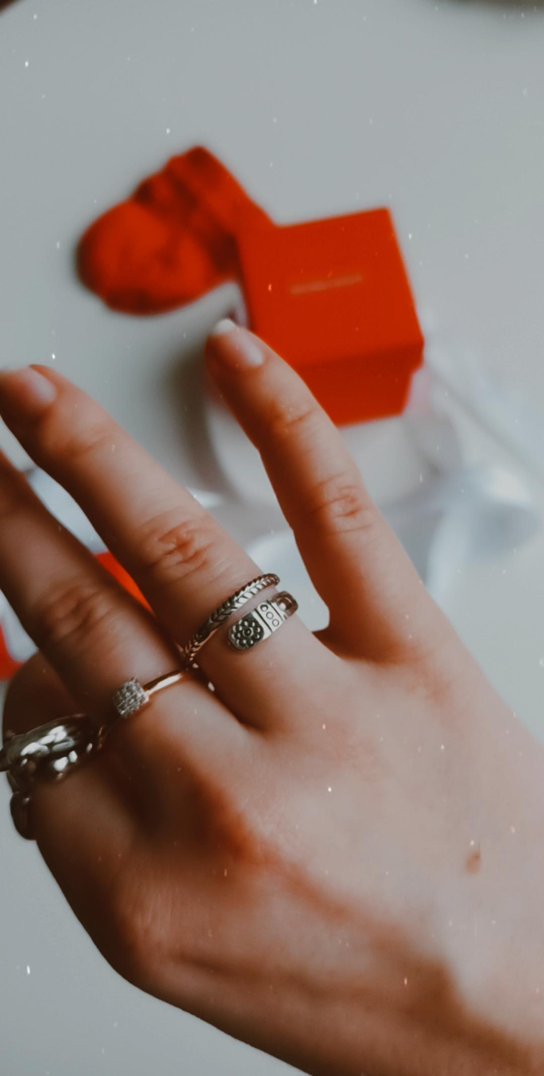 Маленькое волшебное кольцо