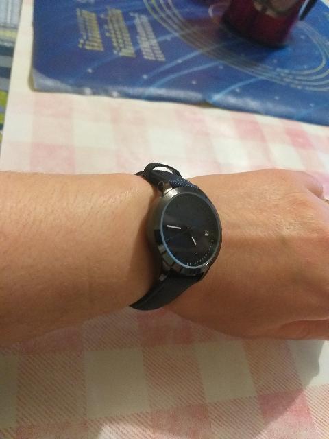 Часы очень понравились темно синие