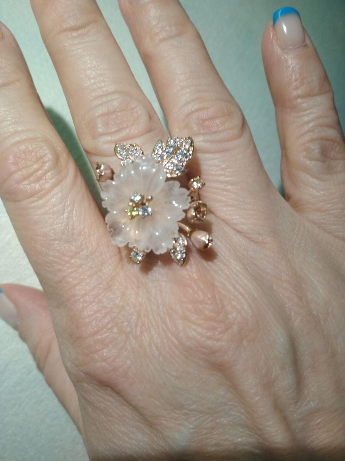 Умопомрачительное кольцо!!!