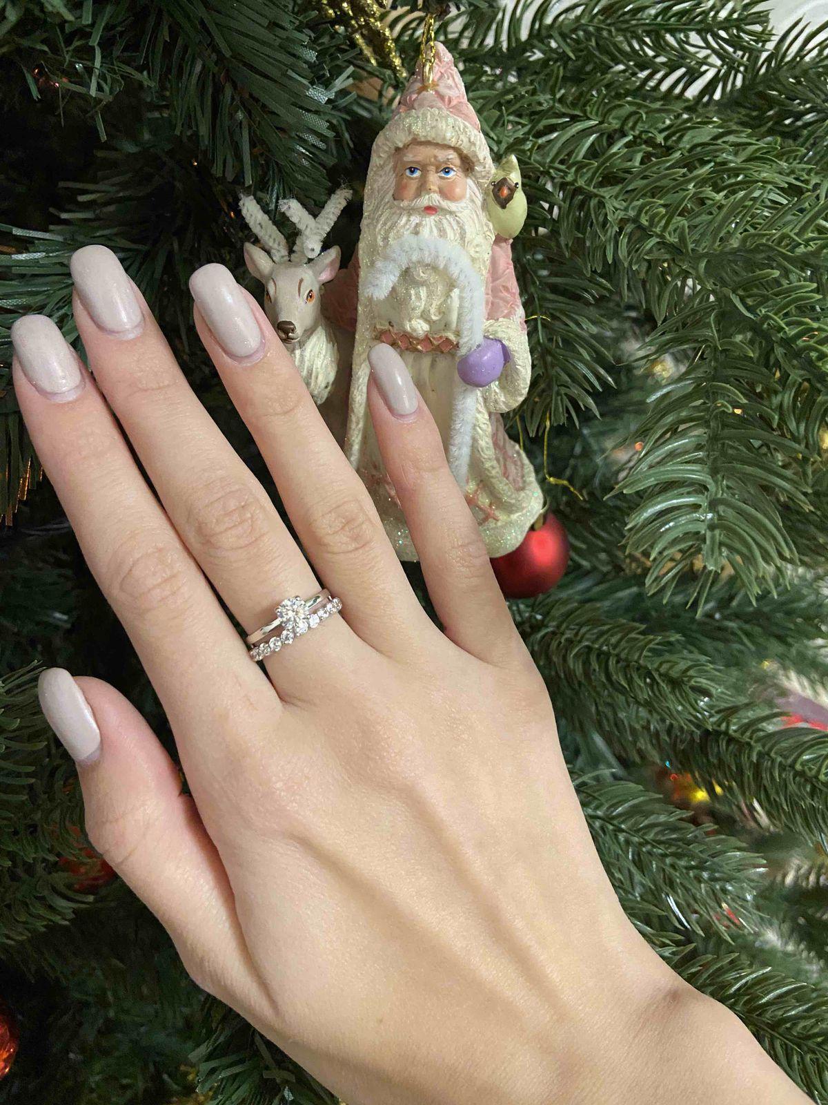 Давно хотела такое кольцо и получила его новый год!!!