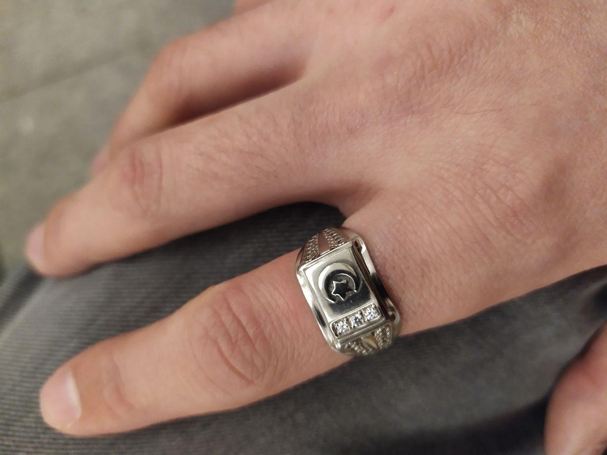 Мусульманские кольцо