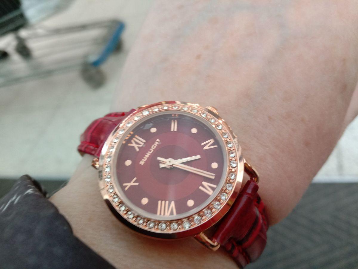 Часы прелесть, влюблена с первого взгляда.