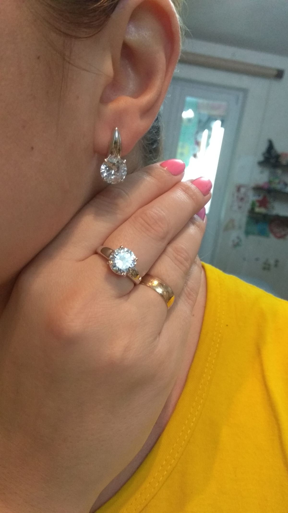 Нереально красивое кольцо