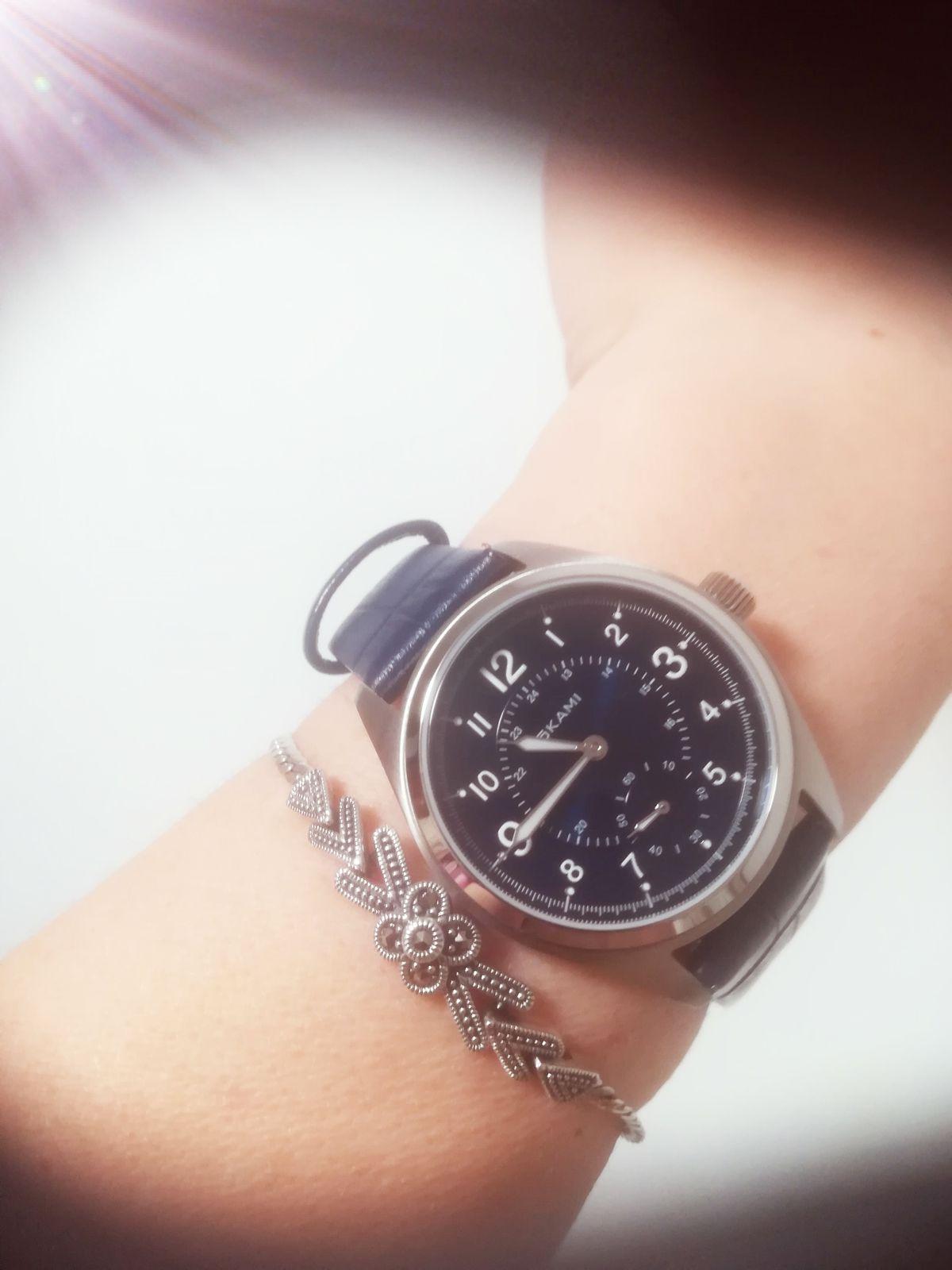 Часы супер, одела и не хочу снимать