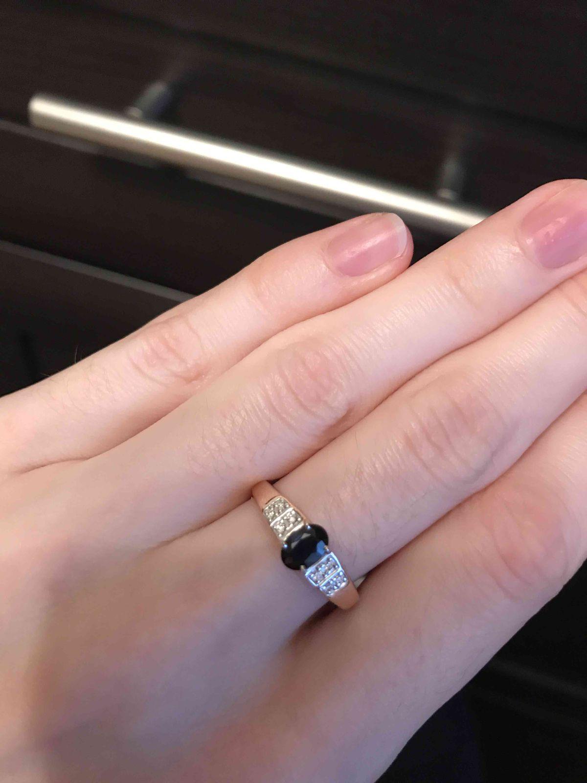 Безумно красивое и оригинальное кольцо