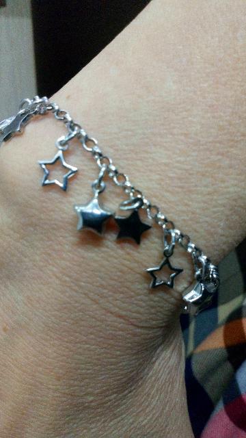 Звёздный браслет!