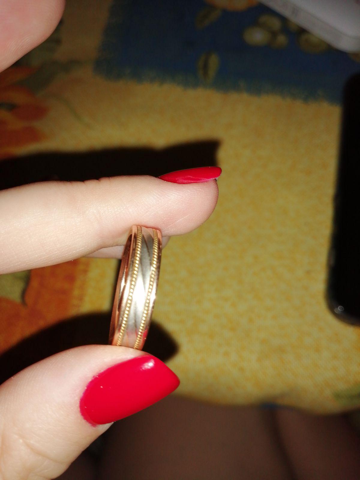 Кольцо для будущего мужа