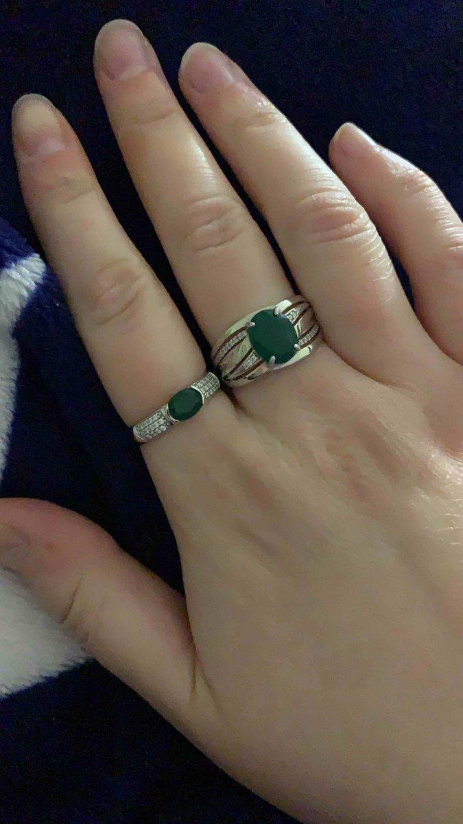 Я влюблена в это кольцо