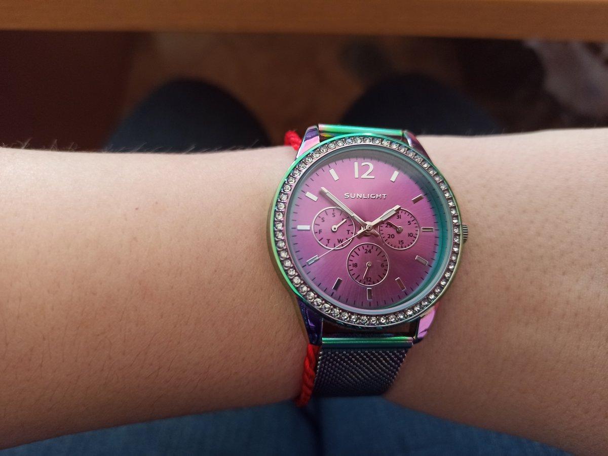 Часы купила 21.03.2020