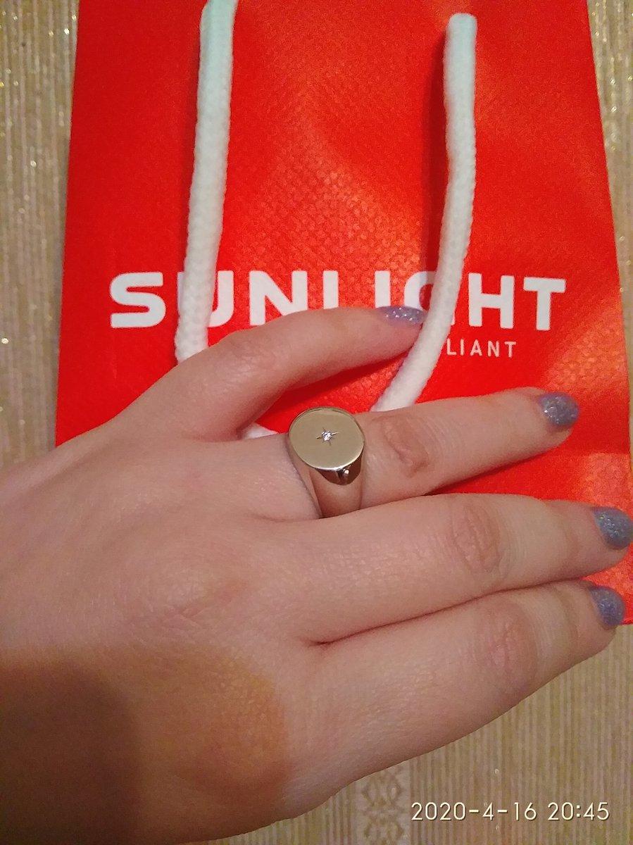 Необычное кольца